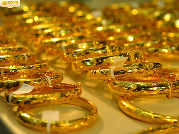 Vàng 24k là gì ? Vàng 9999 là gì ? So sánh vàng 24K với Vàng 9999