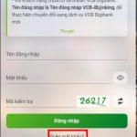 Cách lấy lại mật khẩu VCB Digibank tại nhà không cần ra quầy