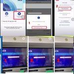 Cách rút tiền không cần thẻ ATM ngân hàng ACB an toàn