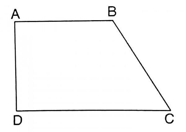 Diện Tích Hình Thang Vuông, Chu vi và tính chất hình thang vuông
