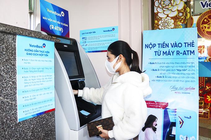 7 bước nạp tiền tại cây ATM Vietinbank an toàn chỉ với 1 phút