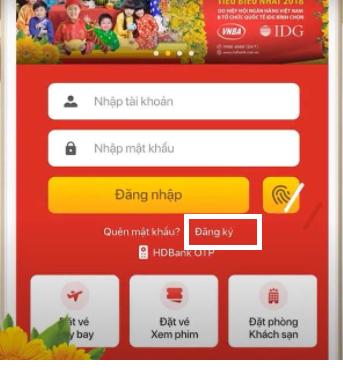 9 bước mở tài khoản HDBank online miễn tại nhà phí chỉ 1 phút